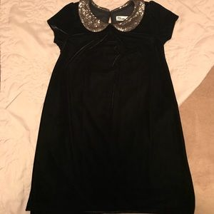 Epic Threads Dresses - Black velvet dress